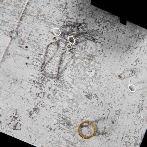vaessen walker designer fairtrade handmade jewellery gold silver wedding engagement reading berkshire necklace