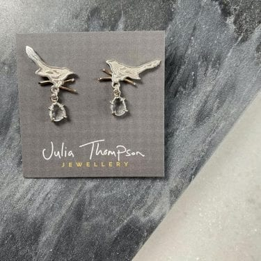 Julia Thompson silver ring jewellery